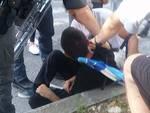 Contestazioni a L'Aquila, due feriti [Video]