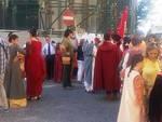 Corteo della Bolla: L'Aquila emozionata sfila a 6 anni dal sisma