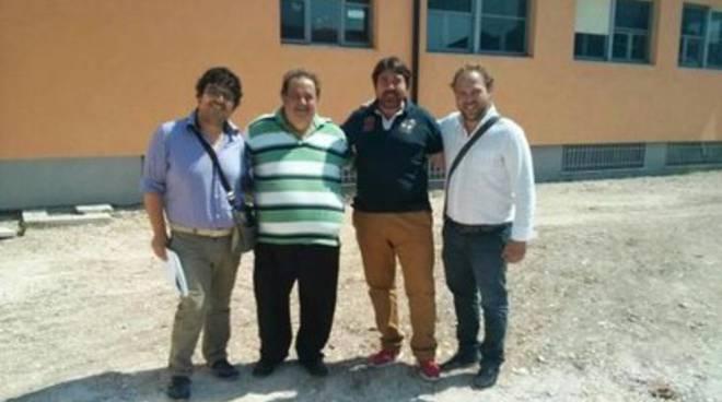 Edilizia scolastica, l'Assessore Di Matteo a San Benedetto dei Marsi