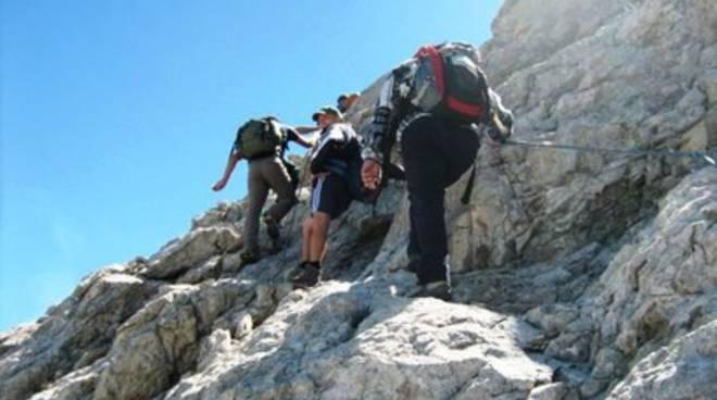 Escursionista colpita da malore, soccorsa sul Gran Sasso