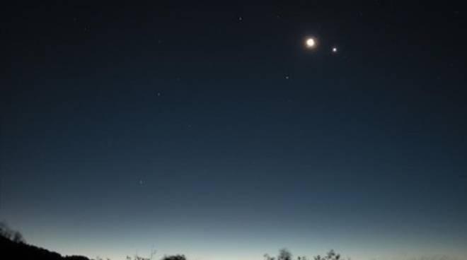 In una notte spopolata di stelle
