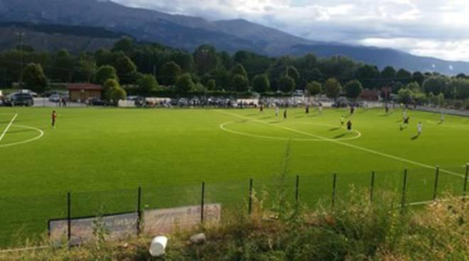 L'Aquila Calcio: 7-1 nell'amichevole a San Gregorio