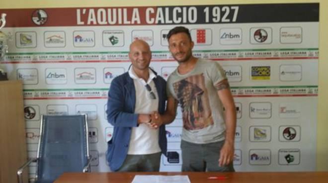 L'Aquila Calcio: acquistato il difensore Piva