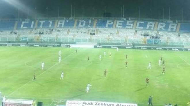 L'Aquila Calcio, amichevole per il Pescara