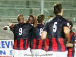 L'Aquila Calcio ko contro il Novara