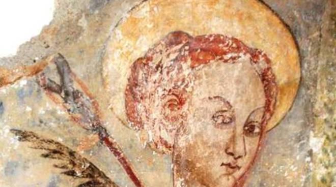 L'Aquila, il restauro dà alla luce meravigliosi affreschi