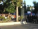 L'Aquila, proteste alla partenza di Renzi [Video]