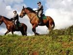 La Forestale sta scomparendo, ma pattuglia ancora a cavallo
