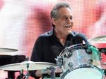 Lo storico batterista di Springsteen a L'Aquila