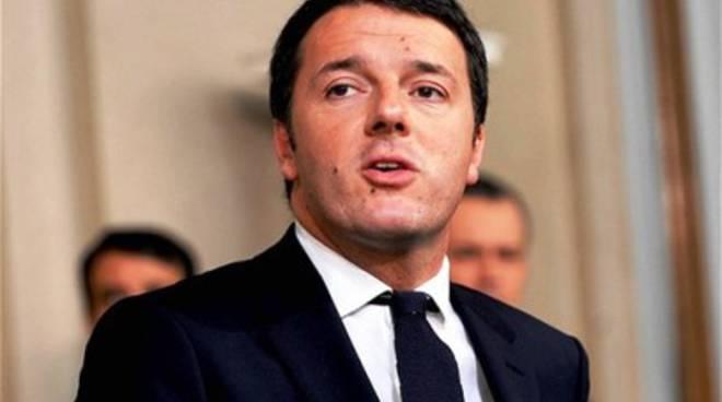 Matteo Renzi finalmente a L'Aquila