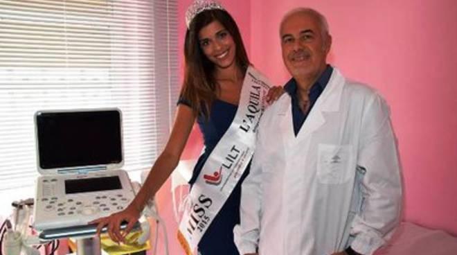 Miss Lilt ad Avezzano: «Ho fede nella donna innamorata di sé»