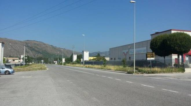 Nucleo industriale di Bazzano, un cimitero di fabbriche