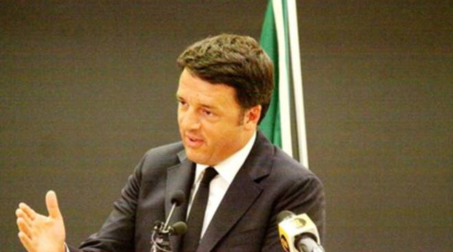 Renzi a L'Aquila: «Scelta Gssi schiaffo all'Univaq»