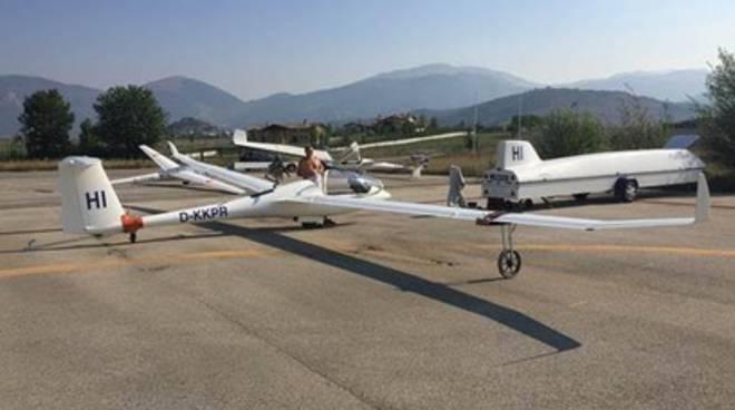 Sfiorato record mondiale di volo a vela all'Aeroporto Preturo