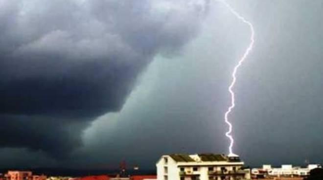 Un buongiorno piovoso per l'Abruzzo