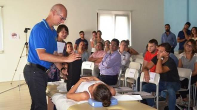 A Raiano, l'osteopatia incontra lo sport