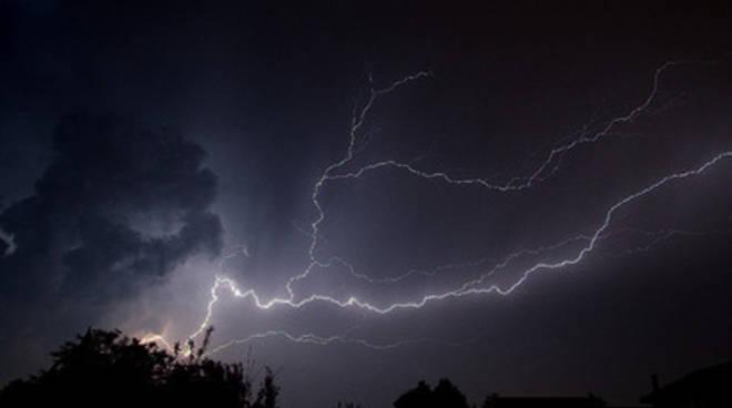 Allerta temporali in Abruzzo