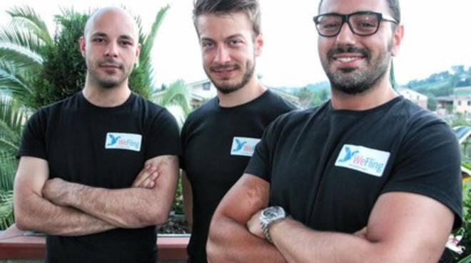 App WeFling, dall'Abruzzo al mondo