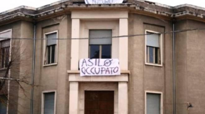 Asilo Occupato in Consiglio comunale
