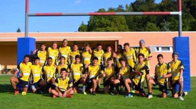 Avezzano Rugby, sfida capitolina per l'Under 16