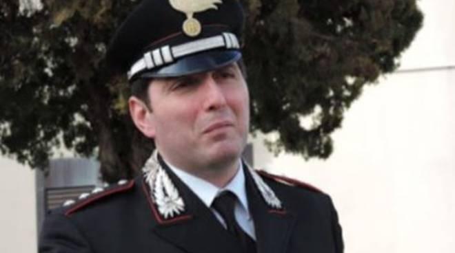 Carabinieri L'Aquila, arriva il capitano Nacca