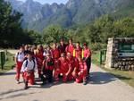 Croce Rossa in vacanza 'utile' al Parco Nazionale d'Abruzzo