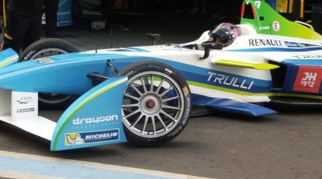 Da L'Aquila alla Formula 1 elettrica