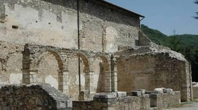 Fagnano Alto, restaurato Centro San Sebastiano
