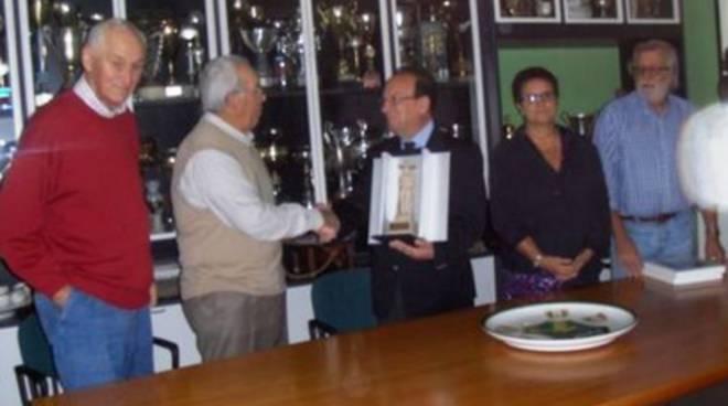 Il Panathlon premia Luigi Buccimazza