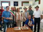 'Il Reduce' di Paolo Baglioni premiato dagli Alpini