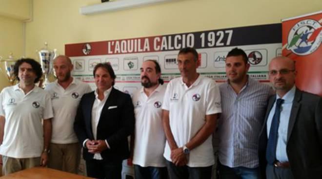 L'Aquila Calcio e Area Sport insieme per il Subbuteo