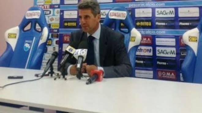 L'Aquila Calcio, Perrone alla vigilia dell'esordio
