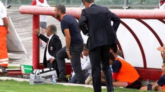 L'Aquila Calcio-Pontedera, parola ai protagonisti