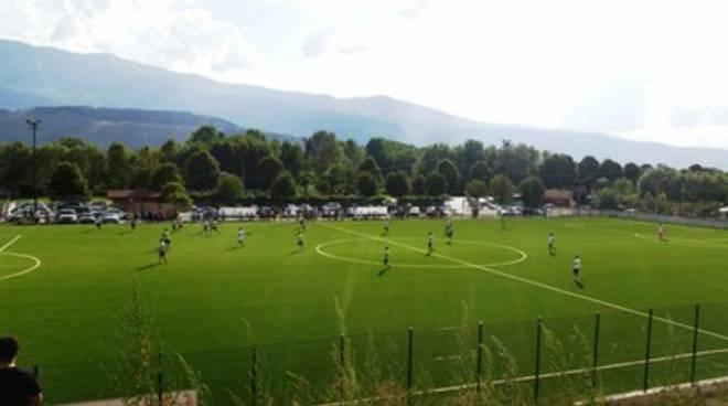 L'Aquila Calcio: vinta l'amichevole con il Moro Paganica