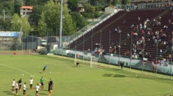 L'Aquila Calcio: vittoria all'ultimo respiro contro l'Arezzo