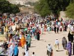 Marcia delle donne e degli uomini scalzi: L'Aquila c'è