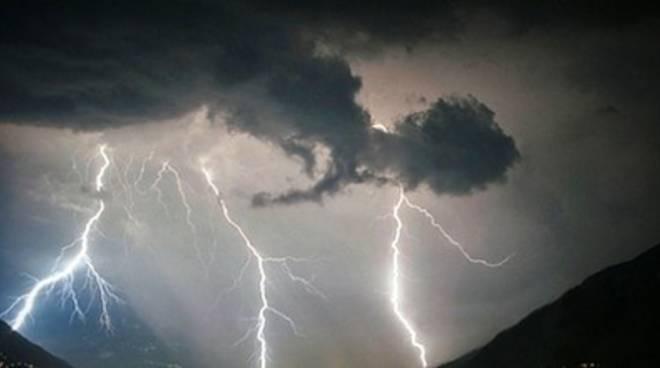 Meteo: notte di pioggia