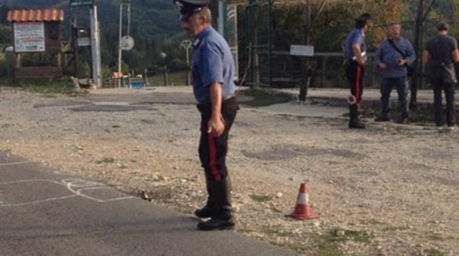 Omicidio Tagliacozzo, paese in choc
