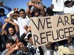Pescara, i migranti? Volontari d'Abruzzo