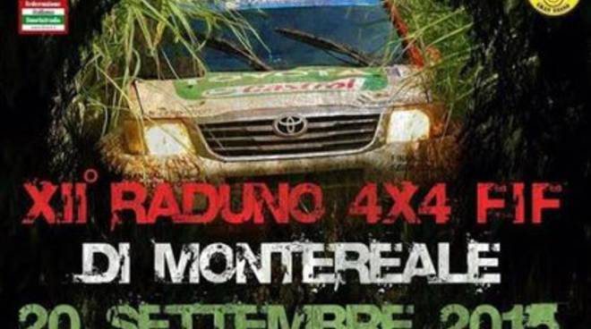 Raduno 4x4 Fif a Montereale