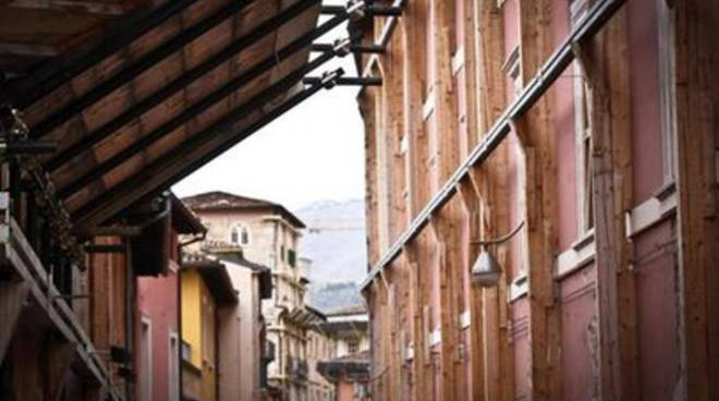 Ricostruzione 'supportata' da Abruzzo Engineering