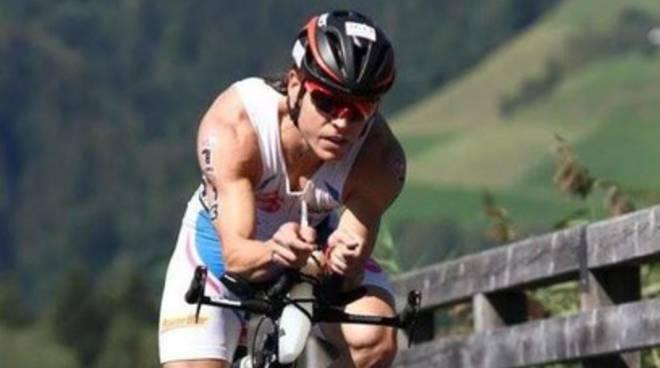 Triathlon Sprint, l'aquilano Marco Madama brilla a Terni