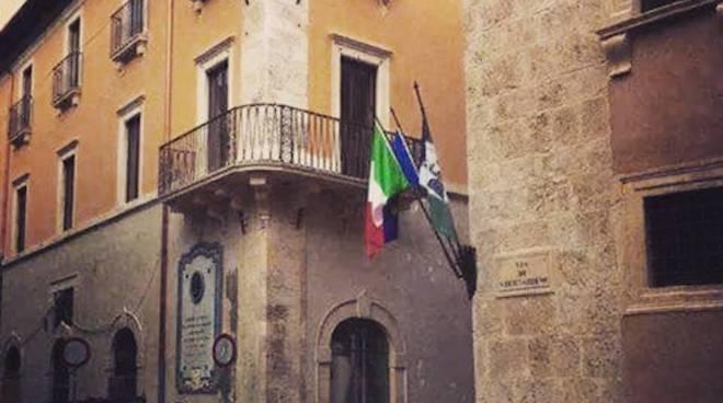 comune l'aquila palazzo fibbioni