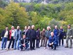 Detenuti Avezzano in visita al Parco