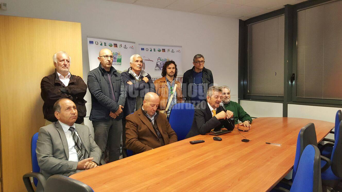 Gal Gran Sasso Velino apre 'Abruzzo a Bruxelles'