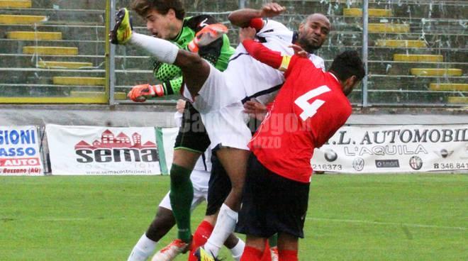 L'Aquila Calcio vs Savona Calcio - Spimpolo