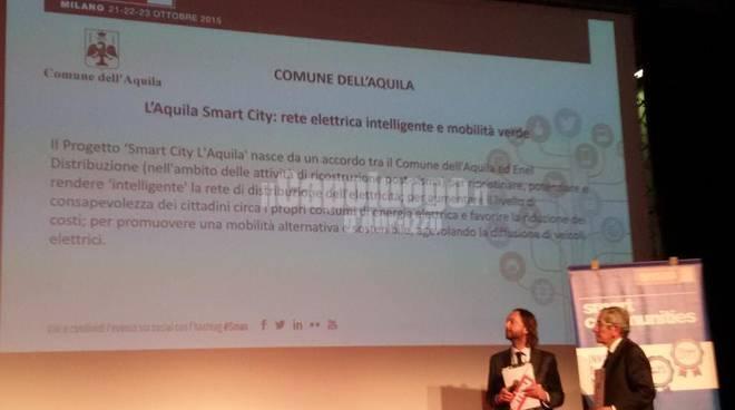 L'Aquila - Premio Smau Smart City