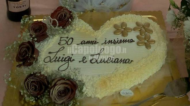 Luigi e Luciana - Anniversario