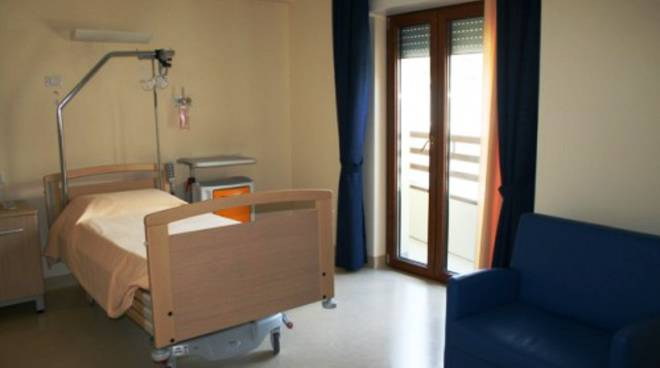 Ospedale - Letto