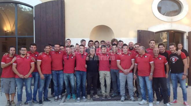 Paganica Rugby - La Squadra